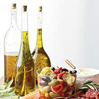 Herb-Infused Olive Oils: French Recipe
