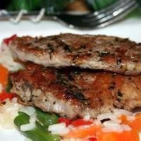 Herbes De Provence Pork Medallions Recipe