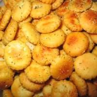 Hidden Valley Ranch Oyster Crackers Recipe