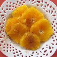 Honey Cinnamon Oranges Recipe