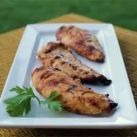Honey Mustard Grilled Chicken Recipe