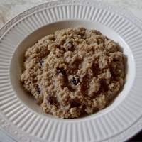 Hot Breakfast Couscous Recipe