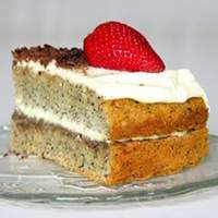 Hungarian Flourless Hazelnut Cake Recipe