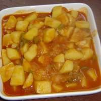 Hungarian Paprika Potatoes (Paprikas Krumpli) Recipe