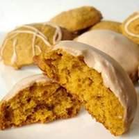 Iced Pumpkin Cookies Recipe