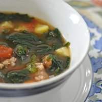 Italian Sausage Soup Recipe