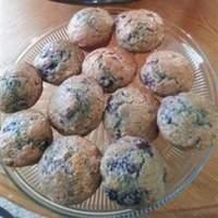 Jacky's Fruit and Yogurt Muffins Recipe
