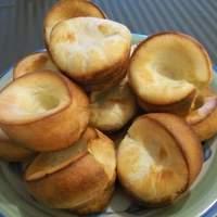 Jamie Oliver's Huge Yorkshire Puddings Recipe