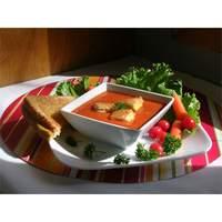 Jersey Fresh Tomato Soup Recipe