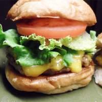 Juiciest Hamburgers Ever Recipe
