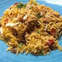Kashmiri Chicken, Cardamom and Saffron Pilau: Spiced Indian Rice Recipe