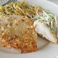 Kittencal's Easy and Delicious Ranch-Parmesan Chicken Recipe