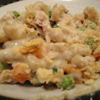 Kittencal's Easy Tuna or Chicken Noodle Casserole Recipe
