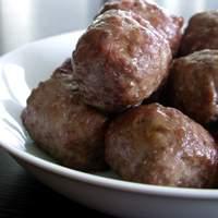 Kittencal's Italian Melt-In-Your-Mouth Meatballs Recipe