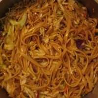 Linguini with Cashews and Scallions Recipe