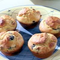 Low Carb Blueberry Muffins Recipe