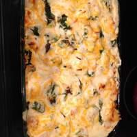 Maine Lobster Lasagna Recipe