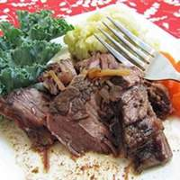 Marie's Easy Slow Cooker Pot Roast Recipe