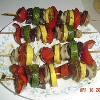 Marinade for Grilled Vegetables Recipe