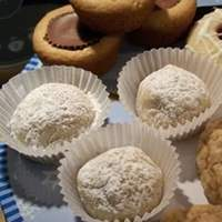 Mexican Wedding Cakes II Recipe