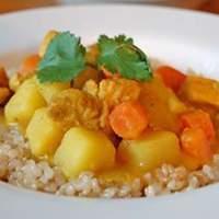 Michelle's Coconut Chicken Curry Recipe