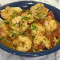 Microwave Bayou Shrimp Creole Recipe