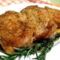 Modenese Pork Chops Recipe
