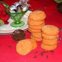 Molasses Clove Cookies Recipe