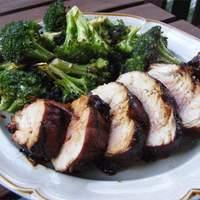 Molasses-Glazed Pork Tenderloin Recipe