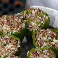 Mr. John's Meat-Stuffed Bell Peppers Recipe