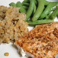 Mujadrah - Lentils and Rice Recipe