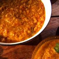 Mum's Everyday Red Lentils Recipe
