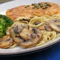 Mushroom Linguini Recipe