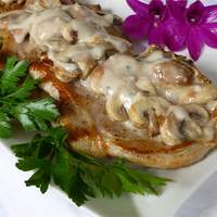 Mushroom Pork Chops Recipe