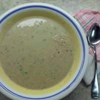Not Chicken Soup (Raw Foods) Recipe