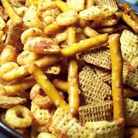 Nuts & Bolts, Tex-Mex Style Recipe