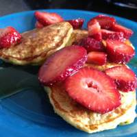 Oatmeal Cottage Cheese Pancakes Recipe