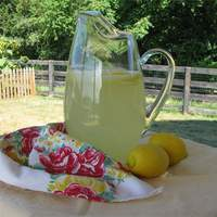 Old-Fashioned Lemonade Recipe