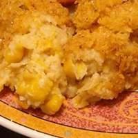 Old-Fashioned Scalloped Corn Recipe