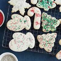 Old Fashioned Sugar Cookies Recipe