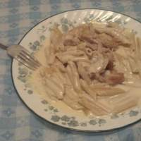 Olive Garden Garlic Alfredo Sauce Recipe