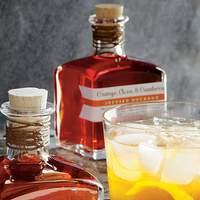 Orange-, Clove-, and Cranberry-Infused Bourbon Recipe