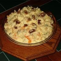 Orange Cream Fruit Salad Recipe