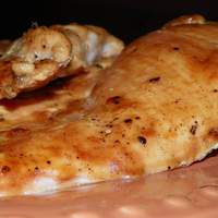 Orange-Molasses Glazed Chicken Recipe