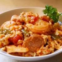 Oven Baked Jambalaya Recipe