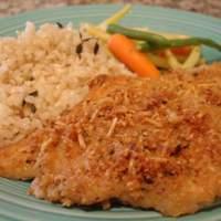 Oven-Fried Garlic Chicken Recipe