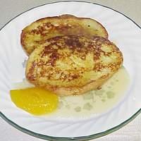 Overnight Peaches & Cream French Toast Recipe