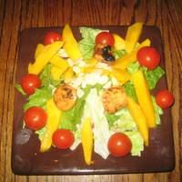 Pacific Rim Mango and Seafood Salad Recipe