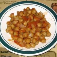 Pakistani Spicy Chickpeas Recipe