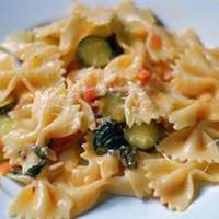 Pasta Primavera with Italian Turkey Sausage Recipe
